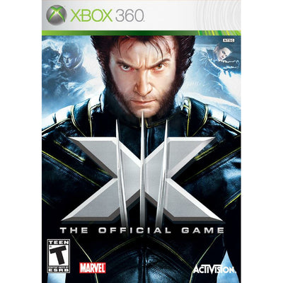 X360 - X-Men The Official Game - PUGCanada
