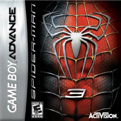 GameBoy Advance - Spider-Man 3 (Cartridge Only)