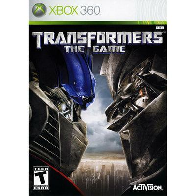 X360 - Transformers the Game