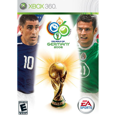 X360 - Fifa World Cup Germany 2006