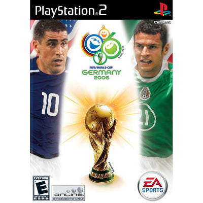 PS2 - 2006 FIFA World Cup - PUGCanada