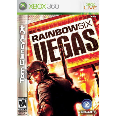X360 - Tom Clancy's Rainbow Six Vegas