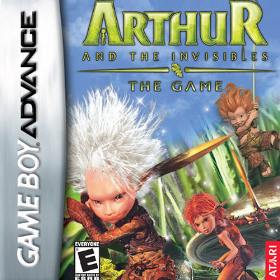 GBA - Arthur and The Invisibles (Cartridge Only)