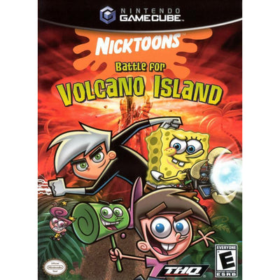 GC - Battle For Volcano Island - PUGCanada