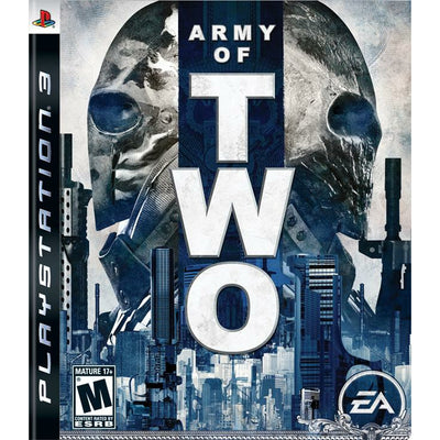 PS3 - Army of Two - PUGCanada