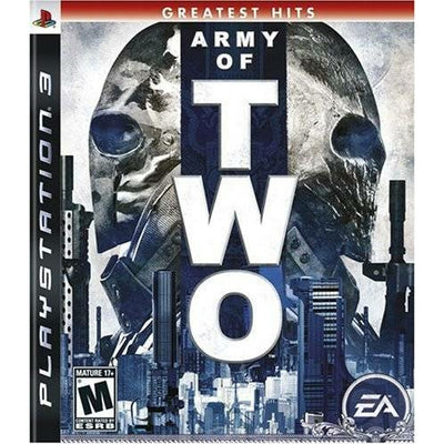 PS3 - Army of Two - (Greatest Hits) - PUGCanada