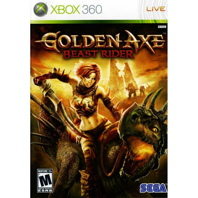 X360 - Golden Axe Beast Rider