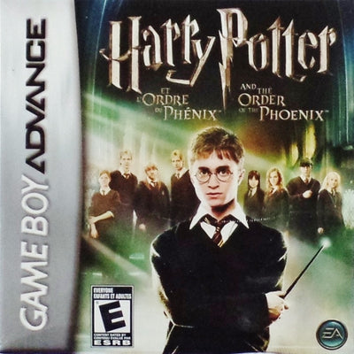 GBA - Harry Potter And The Order Of The Phoenix