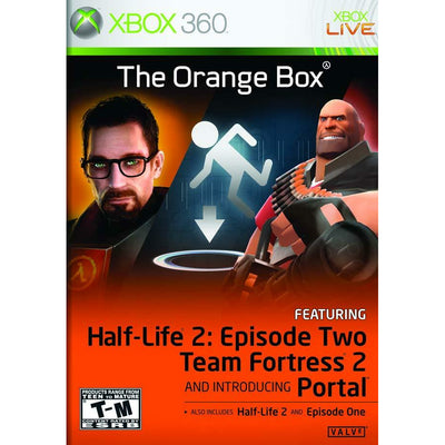 X360 - The Orange Box
