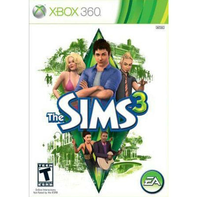 X360 - The Sims 3