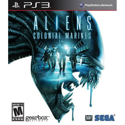 PS3 - Aliens Colonial Marines - PUGCanada