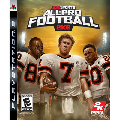 PS3 - All-Pro Football 2K8 - PUGCanada