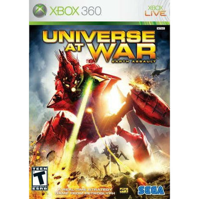 X360 - Universe at War Earth Assault