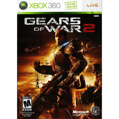 X360 - Gears of War 2