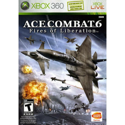 X360 - Ace Combat 6: Fires of Liberation - PUGCanada