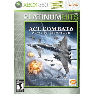 X360 - Ace Combat 6: Fires of Liberation (Platinum Hits) - PUGCanada