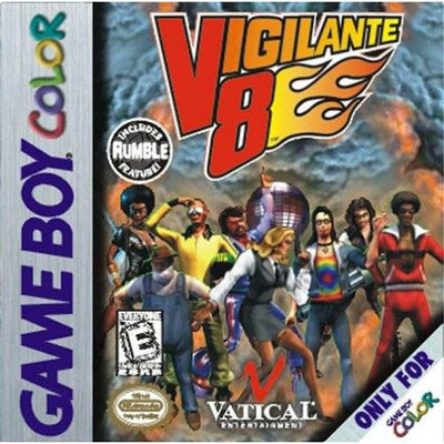 GBC - Vigilante 8 (Cartridge Only) - PUGCanada