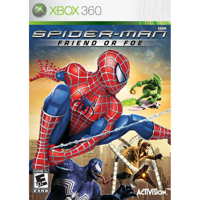 X360 - Spider-Man - Friend or Foe - PUGCanada