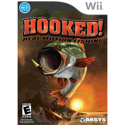 Wii - Hooked! real motion fishing - PUGCanada