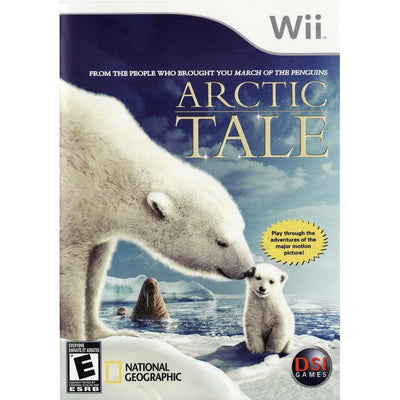 Wii - Arctic Tale