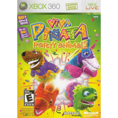 360 - Viva Pinata Party Animals - PUGCanada