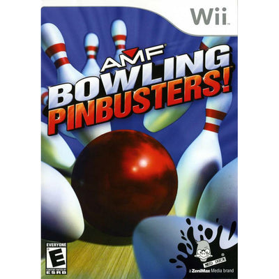 Wii - AMF Bowling Pinbusters - PUGCanada