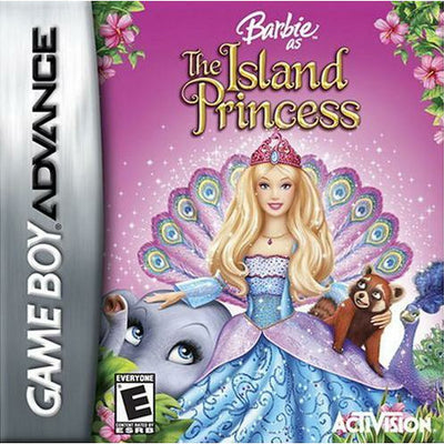 GBA - Barbie as the Island Princess (Cartridge Only)