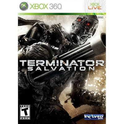 X360 - Terminator Salvation