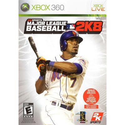 X360 - Major League Baseball 2K8