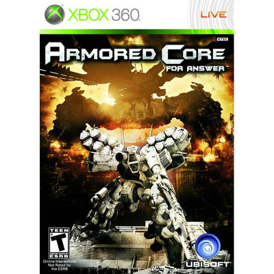 X360 - Armored Core - For Answer - PUGCanada