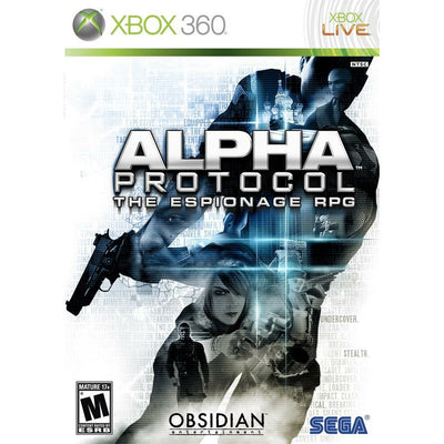 X360 - Alpha Protocol - The Espinage RPG - PUGCanada