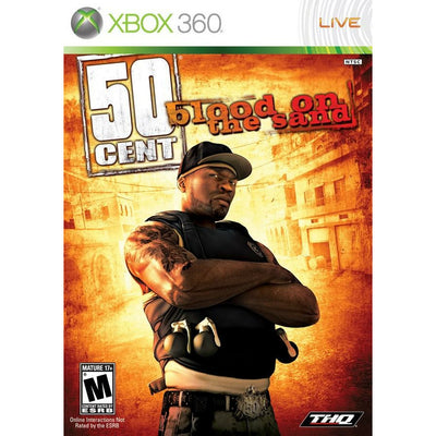 X360 - 50 Cent - Blood on the Sand - PUGCanada