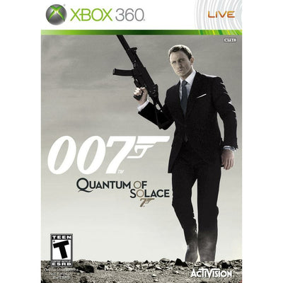 X360 - 007 Quantum of Solace
