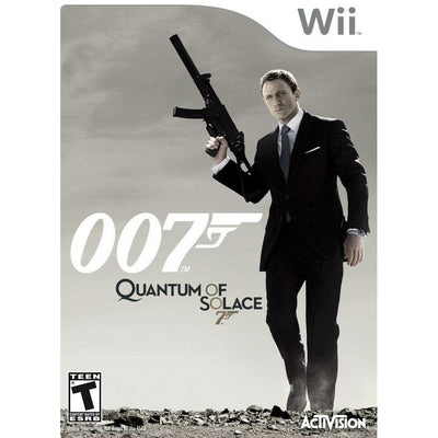 Wii - 007 Quantum of Solace