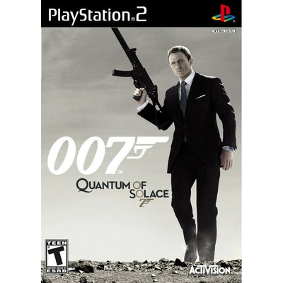 PS2 - 007 Quantum of Solace - PUGCanada