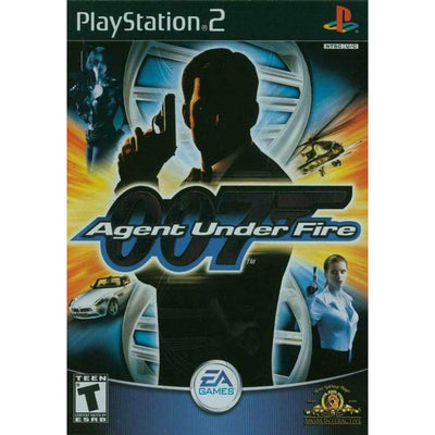 PS2 - 007 Agent Under Fire (Greatest Hits) - PUGCanada