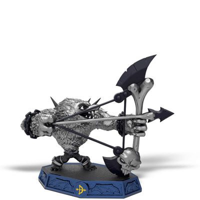 Skylander Imaginators - Dark Wolfgang Figure