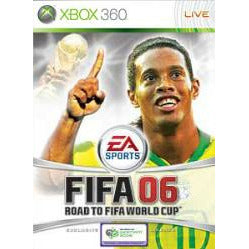 X360 - Fifa 06 Road to Fifa World Cup