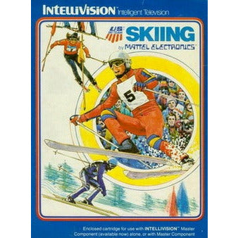 Intellivision - Skiing (In Box)