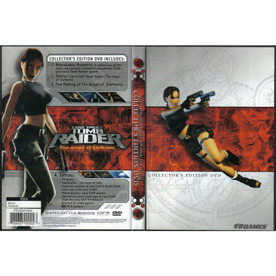 DVD - Lara Croft Tomb Raider: The Angel of Darkness Collector's Edition DVD - PUGCanada