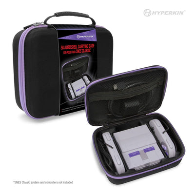 EVA Hard Shell Carrying Case for SNES Classic Edition