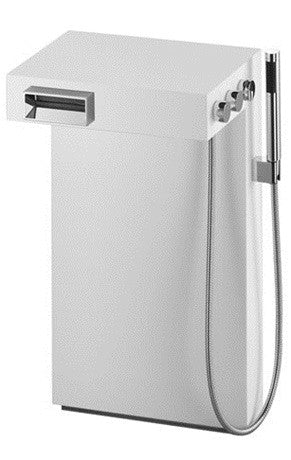 Dornbracht 25963770 Elemental Spa NOTA Bath Faucet for Free-Standing Assembly