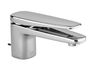 Dornbracht 33500720-000010 Gentle Single Lever Basin Mixer with Pop-up Waste - Chrome