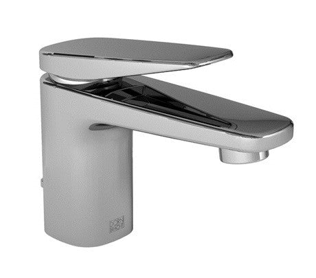 Dornbracht 33506720-000010 Gentle Single Lever Basin Mixer with Pop-up Waste - Chrome