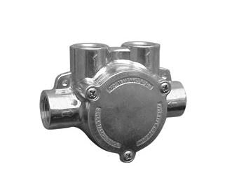 Dornbracht 3591097090 Concealed Rough Parts Remote Pressure Balancing Valve for Wall Installation
