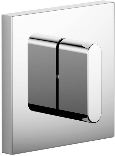 Dornbracht 36104705 CL.1 Wall Mounted Two and Three-way Trim Diverter