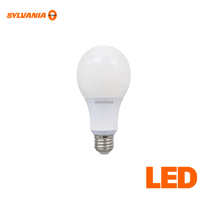 Sylvania 3-Way A21 LED Light Bulb 40, 60, 100 Watt Equal Replacement