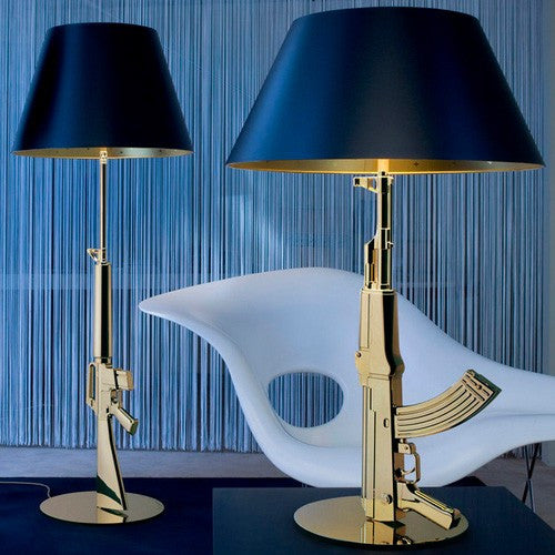 FLOS Lighting Lounge Gun Floor Lamp