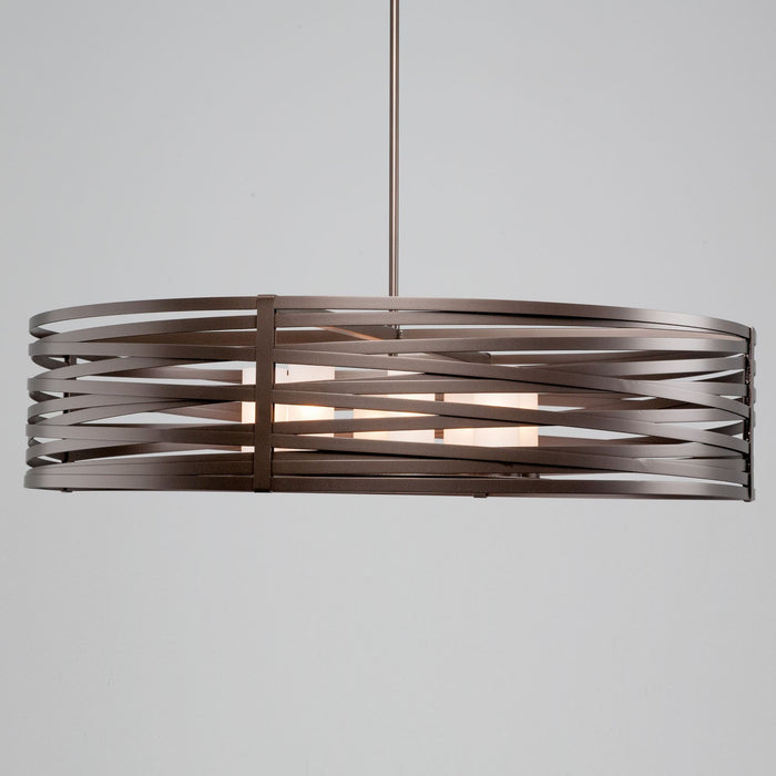 Hammerton Studio New Tempest 8 Light Drum Pendant Light