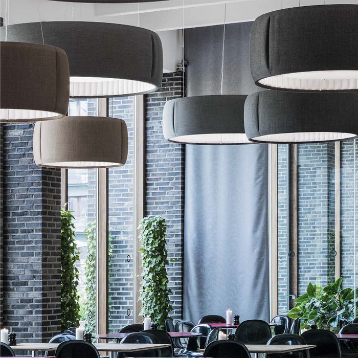 Luceplan Silenzio LED Suspension Light